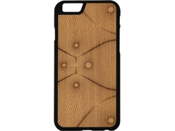 Capa G-CODE Generative Vector Fie iPhone 7, 8 Castanho — Compatibilidade: iPhone 7, 8