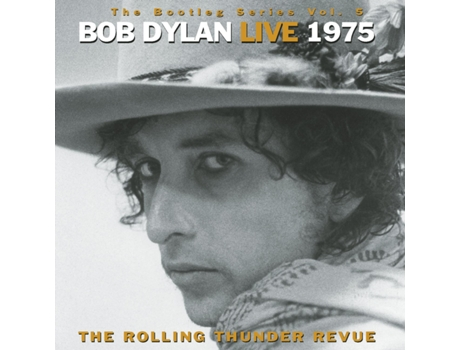 CD Bob Dylan - The Bootleg Series Vol.5 — Pop-Rock