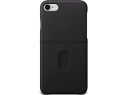 Capa SBS Pele iPhone 6, 6s, 7, 8 Preto — Compatibilidade: iPhone 6, 6s, 7, 8