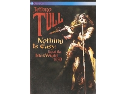 DVD Jethro Tull - Nothing Is Easy (Live At The Isle Of Wight 1970)