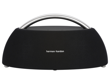 Coluna HARMAN Mini Go+Play Black — Bluetooth | 25W | Bateria: até 3h