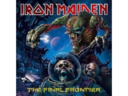 CD Iron Maiden - The Final Frontier — Metal/Hard