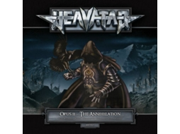 CD Heavatar - Opus II - The Annihilation