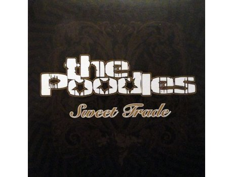CD The Poodles - Sweet Trade