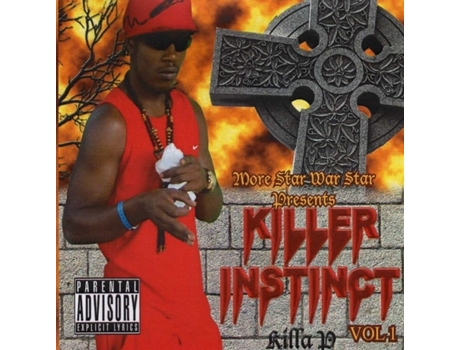 CD+DVD Killa P - Killer Instinct Vol 1