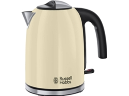 Jarro Elétrico RUSSELL HOBBS Colours Plus Cream 20415-70 — 2400 W | 1,7 L
