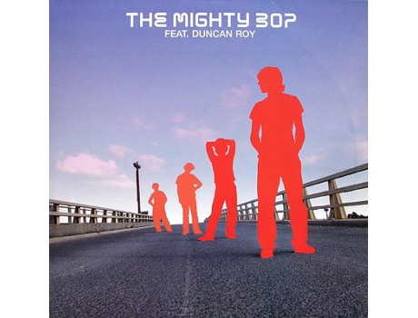 CD The Mighty Bop Feat. - Duncan Roy