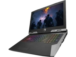 Portátil Gaming 17.3'' ASUS G703GS-78D07CB2 — Intel Core? i7-8750H | 16 GB | 1 TB HDD + 256 GB SSD | NVIDIA GeForce GTX 1070