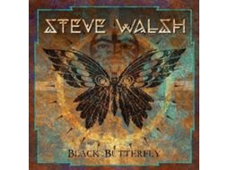 CD Steve Walsh - Black Butterfly