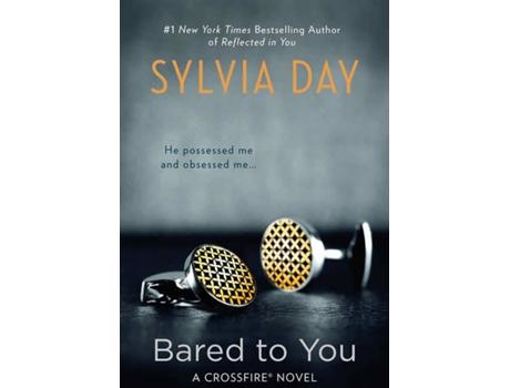Marca do fabricante - Livro Bared To You de Sylvia Day