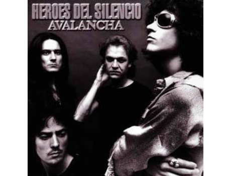 CD Heroes Del Silencio - Avalancha — Pop-Rock