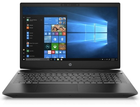 Portátil 15,6'' HP Pavilion 15-cx0003np — Intel Core i5-8250U | 8 GB | 1 TB HDD | NVIDIA GeForce GTX 1050