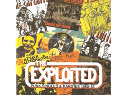 CD The Exploited - Punk Singles & Rarities 1980-83