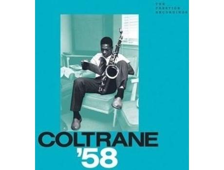 UNIVERSAL-MUSIC - Vinil John Coltrane - Coltrane 58 - The Prestige Recordings (LP8)