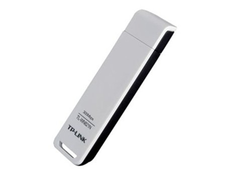 ADAPTADOR USB WI-FI TP-LINK N300 WN821N — USB 2.0 | Single Band | 300 Mbps