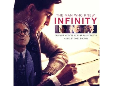 CD Coby Brown - The Man Who Knew Infinity — Clássica