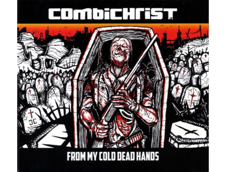 CD Combichrist - From My Cold Dead Hands