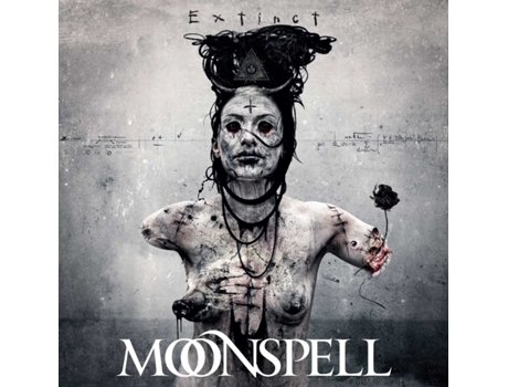 DVD Moonspell - Extinct (standard version) — Metal / Hard
