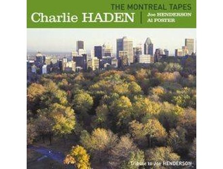 CD Charlie Haden e Joe Handerson - The Montreal Tapes — Clássica