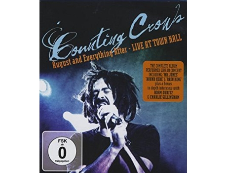 Blu-ray Counting Crows - August And Everything After - Live At Town Hall