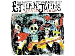 Vinil Ethan Johns - Silver Liner — Pop-Rock