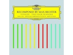 Vinil Max Richter - Recomposed/The Four Seasons — Eletrónica/Clássica