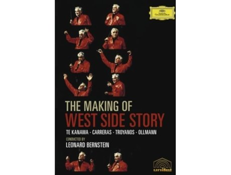 CD+DVD Vários - West Side Story: The Making of — Banda Sonora