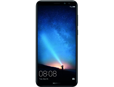 Smartphone HUAWEI Mate 10 Lite Black — Android 7.0 / 5.9'' / Octa-Core 2.3 + 1.7 GHz / 4GB RAM