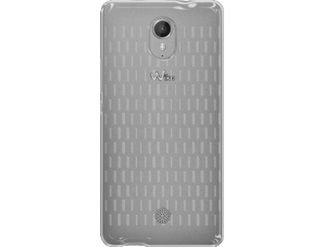 Capa WIKO WiCube Wiko Tommy Transparente — Compatibilidade: Wiko Tommy