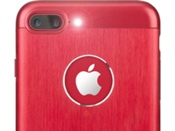 Capa MOSHI Armour iPhone 7 Plus Crimson Red — Compatibilidade: iPhone 7 Plus