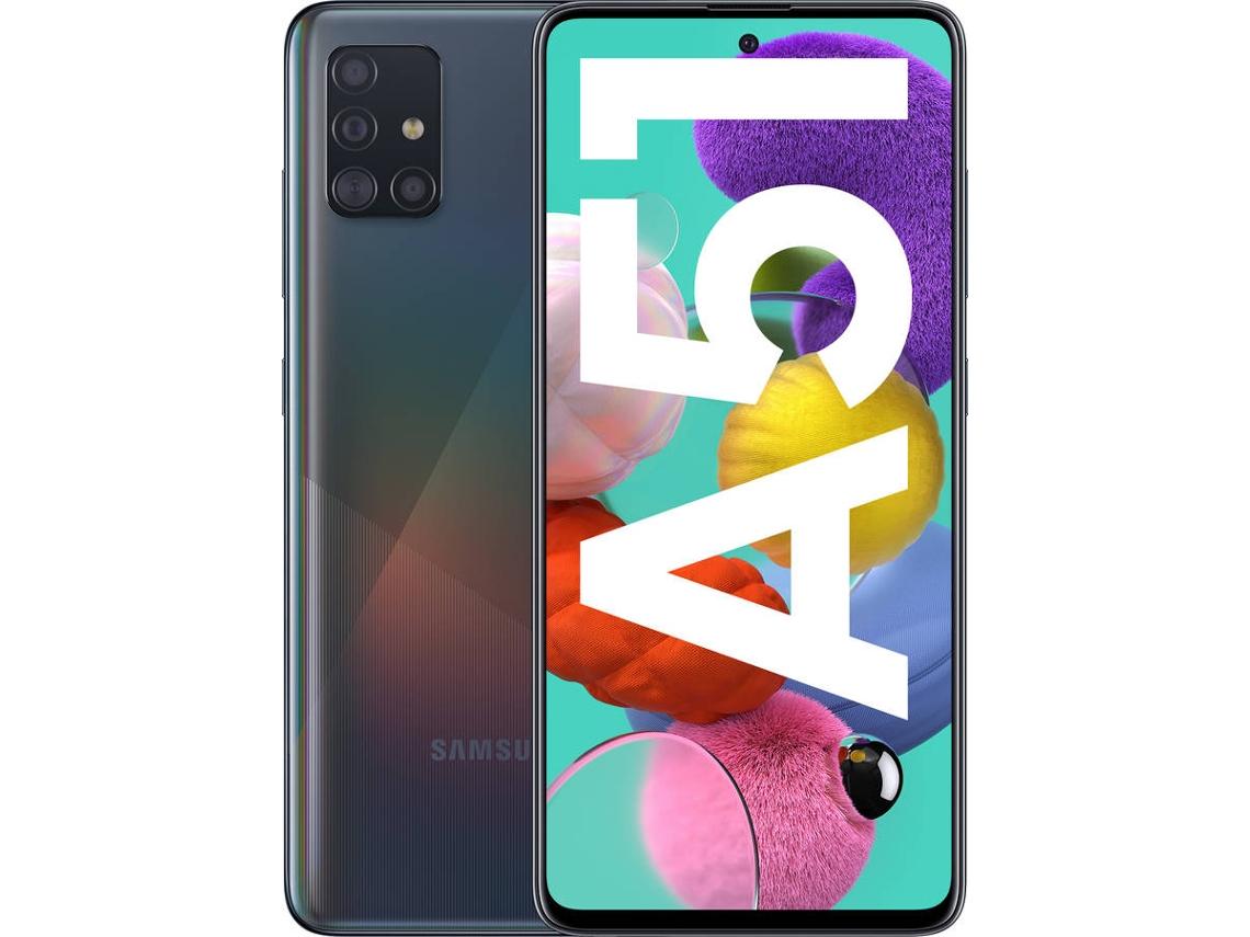 Smartphone Samsung Galaxy A51 6 5 4 Gb 128 Gb Preto Worten Pt