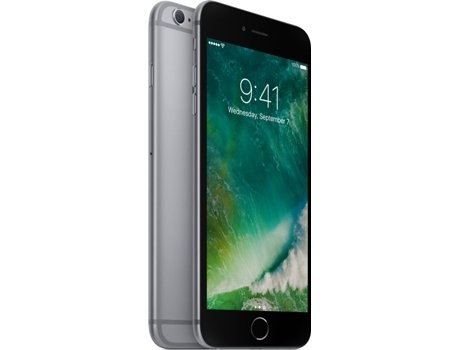 Smartphone APPLE iPhone 6s Plus 32GB Space Grey — iOS 10 / 5.5'' / A9 / 12MP