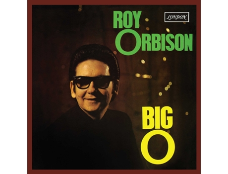 Vinil Roy Orbison:Big O — Pop-Rock
