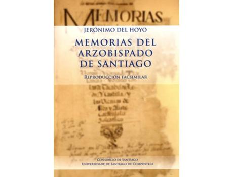 Marca do fabricante - Livro Memorias Del Arzobispo De Santiago de Jerónimo Del Hoyo