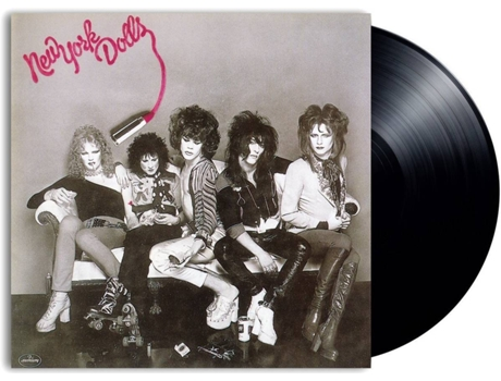 Vinil LP New York Dolls - New York Dolls — Pop-Rock