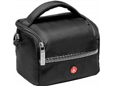 Bolsa MANFROTTO Active Shoulder Bag 1 Preto — Compatibilidade: DSLR | CSC