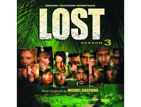 CD Giacchino,Michael - Lost-Season 3 (1CD)