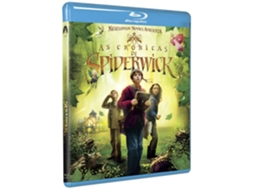 Blu-Ray As Crónicas de Spiderwick — De: Mark Waters | Com: Freddie Highmore,Mary-Louise Parker,Nick Nolte,Sarah Bolger,Andrew McCarthy