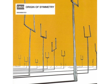 CD Muse - Origin Of Symmetry
