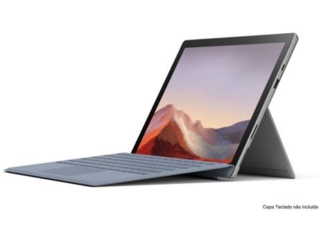 Computador Portátil Microsoft Surface Pro 7 - Platina - Core i7 | 512GB | 16GB