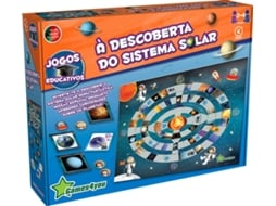Kit SCIENCE4YOU À Descoberta do Sistema Solar — Science4You