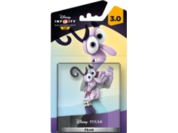 Figura Disney Infinity 3.0 Fear (Inside Out) — Coleção: Inside Out