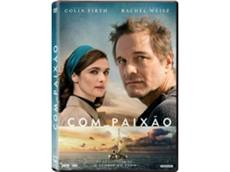 DVD Compaixão — De: James Marsh | Com: Rachel Weisz, Colin Firth, David Thewlis