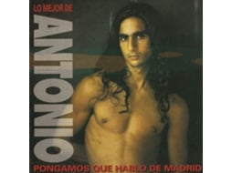 CD Antonio Flores - Lo Mejor de Antonio — Pop-Rock