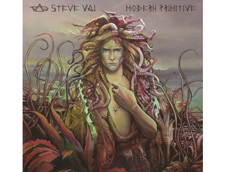 CD Steve Vai - Modern Primitive — Pop-Rock