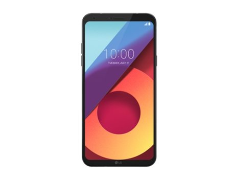 Smartphone LG  32 GB Q6 DS Preto — Android 7.1.1 / 5.5'' / 4G / Octa Core 1,4GHz