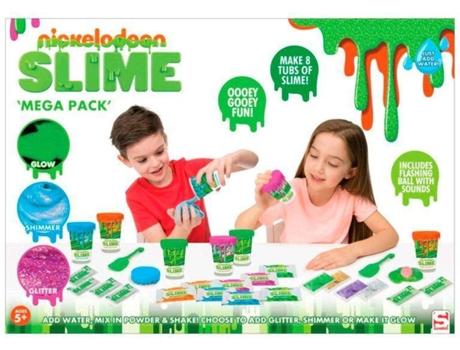 Brinquedo Slime SAMBRO Mega Pack (Idade Mínima  5) a92907fe32b