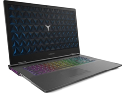 Portátil Gaming LENOVO Legion Y740-17IRH-171 - 81UJ0021PG (17.3'' - Intel Core i7-9750H - RAM: 32 GB - 1 TB SSD - NVIDIA GeForce RTX 2070 Max-Q) — Windows 10 Home | Full HD