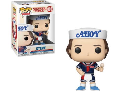 Figura FUNKO Pop! Television: Stranger Things - Stranger Thingseve with Hat And Ice