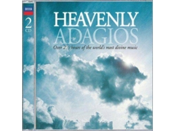 CD Vários - Heavenly Adagios — Popular